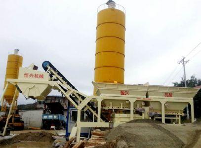 稳定土厂拌设备案例