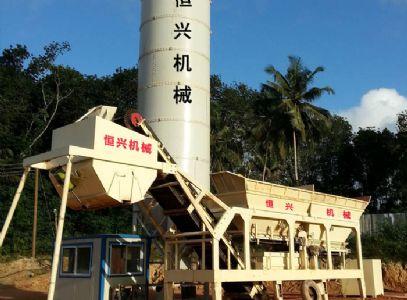 稳定土厂拌设备