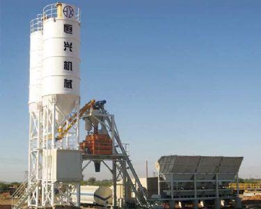 泉州稳定土厂拌设备
