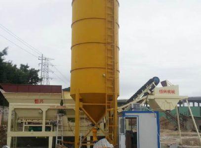 WDB300水稳拌和站设备